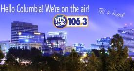 His Radio On In Columbia SC
